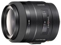 Фото - Объектив Sony SAL-35F14G 35mm F1.4