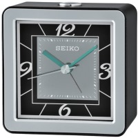 Фото - Настольные часы Seiko QHE098K