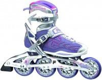 Роликовые коньки Fila Plume X-Wrap 90 Lady 2014