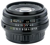 Фото - Объектив Pentax SMC FA 43mm f/1.9
