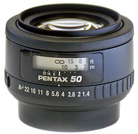 Фото - Объектив Pentax SMC FA 50mm f/1.4