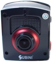 Фото - Видеорегистратор Subini STR-825RU