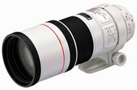 Фото - Объектив Canon EF 300mm f/4.0L IS USM
