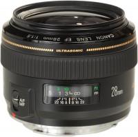 Фото - Объектив Canon EF 28mm f/1.8 USM