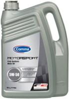 Моторное масло Comma Motorsport 5W-50 5L