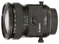 Фото - Объектив Canon TS-E 45mm f/2.8