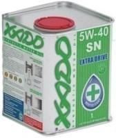 Моторное масло XADO Atomic Oil 5W-40 SN 1L