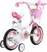 Детский велосипед Royal Baby Princess Jenny Girl Steel 12