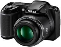 Фото - Фотоаппарат Nikon Coolpix L340
