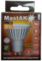 Лампочка MastAK CUP02WG
