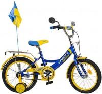 Детский велосипед Profi Trike P1649UK