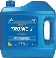 Моторное масло Aral High Tronic J 5W-30 4L