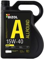 Моторное масло BIZOL Allround 15W-40 5L
