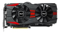 Видеокарта Asus GeForce GTX 970 GTX970-DC2OC-4GD5-BLACK
