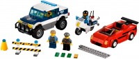 Фото - Конструктор Lego High Speed Chase 60007