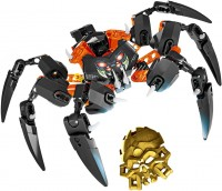 Фото - Конструктор Lego Lord of Skull Spiders 70790