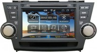 Фото - Автомагнитола RoadRover Toyota Highlander 2008+ Android