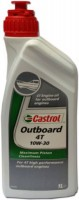 Моторное масло Castrol Outboard 4T 10W-30 1L