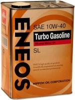 Моторное масло Eneos Turbo Gasoline 10W-40 SL 4L