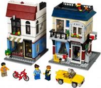 Фото - Конструктор Lego Bike Shop and Cafe 31026