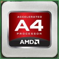 Процессор AMD Fusion A4