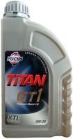 Моторное масло Fuchs Titan GT1 0W-20 1L