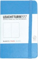 Блокнот Leuchtturm1917 Plain Notebook Mini Blue