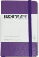 Блокнот Leuchtturm1917 Plain Notebook Mini Purple