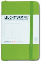 Блокнот Leuchtturm1917 Plain Notebook Mini Lime