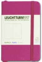 Блокнот Leuchtturm1917 Plain Notebook Mini Pink