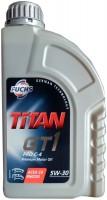 Моторное масло Fuchs Titan GT1 PRO C-4 5W-30 1L
