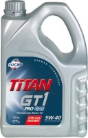 Моторное масло Fuchs Titan GT1 PRO GAS 5W-40 4L