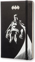 Блокнот Moleskine Batman Plain Large