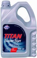 Моторное масло Fuchs Titan Supersyn 5W-30 4L