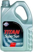 Моторное масло Fuchs Titan Supersyn 5W-50 5L