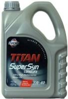 Моторное масло Fuchs Titan Supersyn Longlife 5W-40 4L