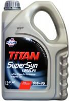 Моторное масло Fuchs Titan Supersyn Longlife 0W-40 4L