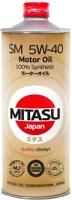 Моторное масло Mitasu Motor Oil SM 5W-40 1L