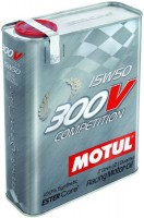 Моторное масло Motul 300V Competition 15W-50 2L