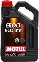 Моторное масло Motul 8100 Eco-Lite 5W-30 5L