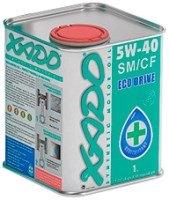 Моторное масло XADO Atomic Oil 5W-40 SM/CF Eco Drive 1L
