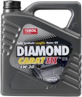 Моторное масло Teboil Diamond Carat III 5W-30 4L