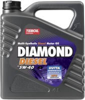 Моторное масло Teboil Diamond Diesel 5W-40 4L