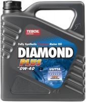 Моторное масло Teboil Diamond Plus 0W-40 4L