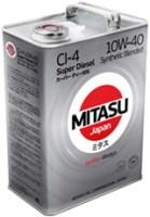 Моторное масло Mitasu Super Diesel CI-4 10W-40 4L