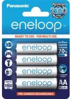 Аккумуляторная батарейка Panasonic Eneloop 4xAA 1900 mAh