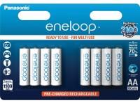 Фото - Аккумуляторная батарейка Panasonic Eneloop 8xAA 1900 mAh