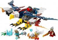 Фото - Конструктор Lego Eris Fire Eagle Flyer 70142