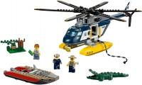 Фото - Конструктор Lego Helicopter Pursuit 60067