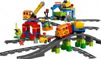Конструктор Lego Deluxe Train Set 10508